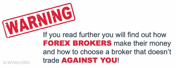 Forex Brokers Warning